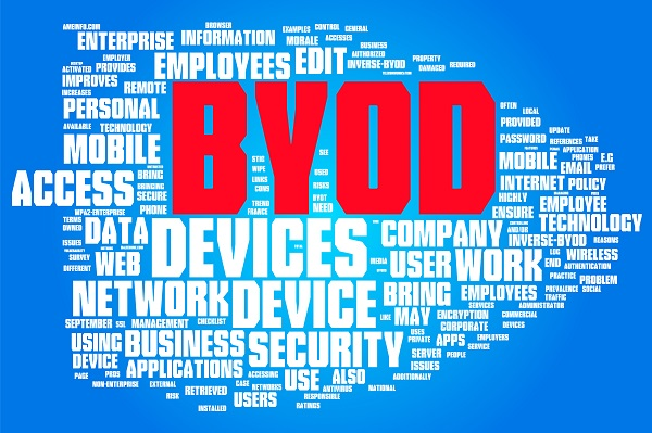 Donate Your Own Device: Both IT and Employees Agree that BYOD is DUMB