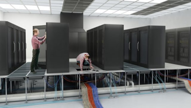 Data Center Floors: Raised Versus Slab: Part I
