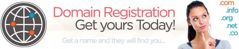 domain registration banner