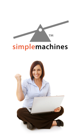 Simple Machines Forum (SMF) does just what the name implies.